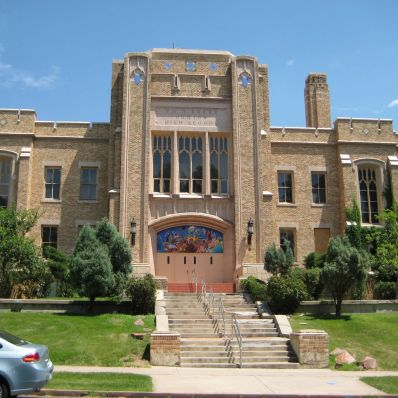 West High School Auditorium